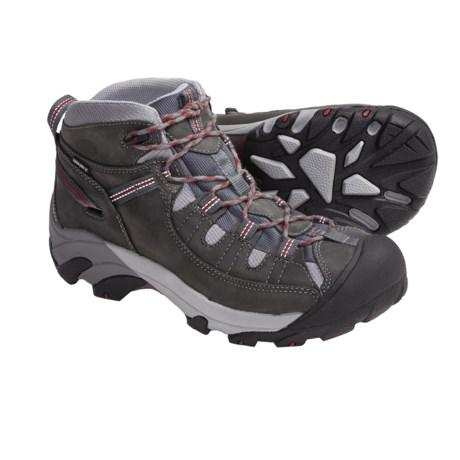 Keen Targhee II Trail Shoes - Mid-Height, Waterproof (For Men)