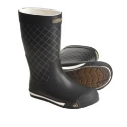 Keen Coronado Rain Boots - Microfleece Lining (For Women)