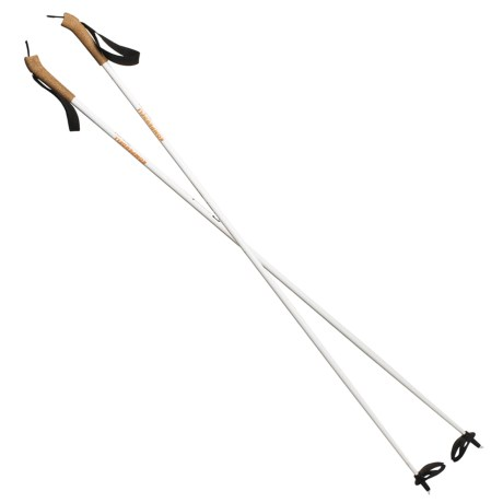 Komperdell Nordic Tour Ski Poles - Cork Handle, Pair