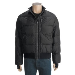 Victorinox Swiss Army Bomber Jacket - 550 Fill Power, Goose Down (For Men)
