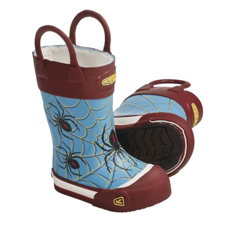Keen Coronado Rain Boots - Microfleece Lined (For Infants)