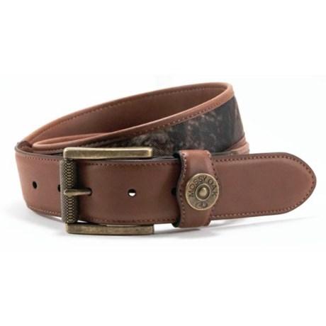Mossy Oak Break-Up® Belt - Antique Buckle (For Men)