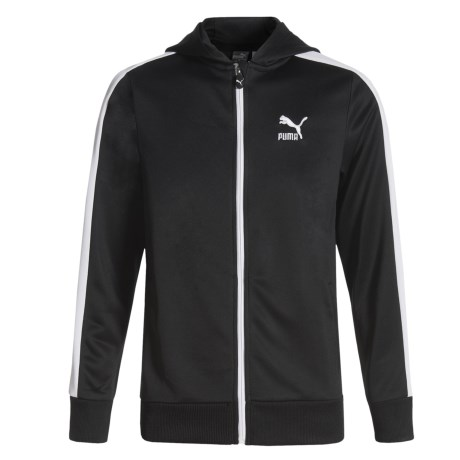 Puma T7 Hoodie - Full Zip (For Big Boys)