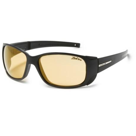 Julbo MonteRosa Sunglasses - Zebra Photochromic Lenses