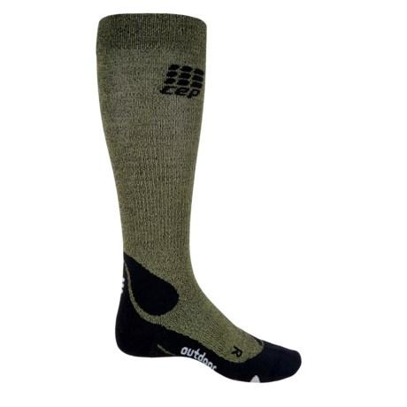 CEP Progressive+ Outdoor Compression Socks - Over the Calf (For Men)