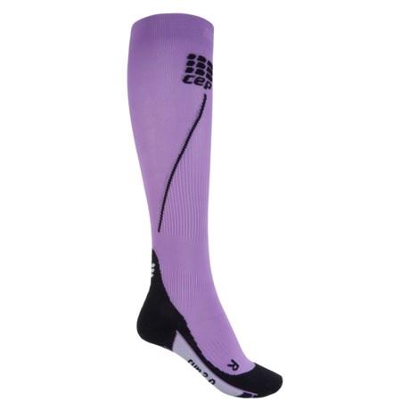 CEP Progressive+ Run 2.0 Compression Socks - Over the Calf (For Women)