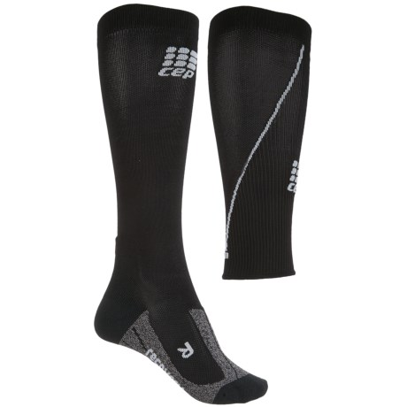 CEP Run+ Recover Combo Pack Compression Socks and Sleeves - 2-Pack, Over the Calf (For Women)