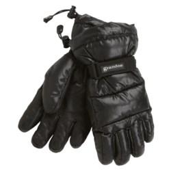 Grandoe Arctic Down Gloves - Waterproof, Insulated (For Men)