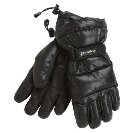 Grandoe Arctic Down Gloves - Waterproof, Insulated (For Men)