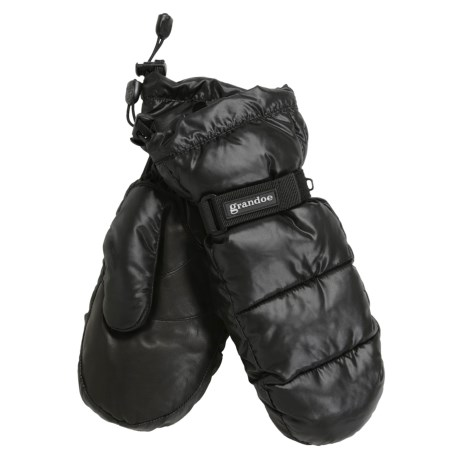 Grandoe Arctic Down Mittens - Waterproof (For Men)