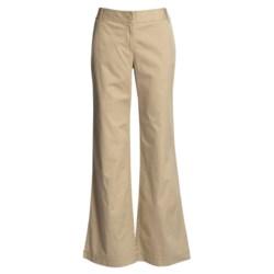 Cotton Chino Pants (For Women)