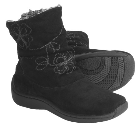 Klogs Parkview Boots - Faux-Shearling Lining (For Women)