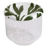 Sagaform Small Salad Bowl with Lid-High Edge