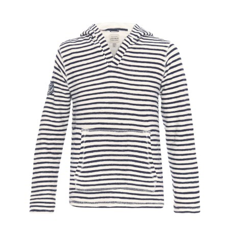 Lucky Brand Striped Hoodie (For Big Boys)