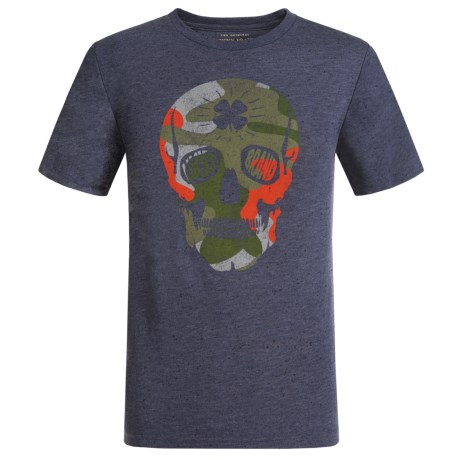 Lucky Brand Camo Skull T-Shirt - Short Sleeve (For Big Boys)