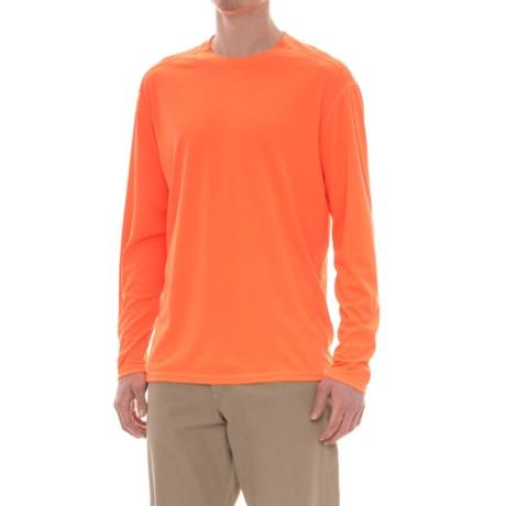 Stanley High-Performance Hi-Vis T-Shirt - Long Sleeve (For Men)