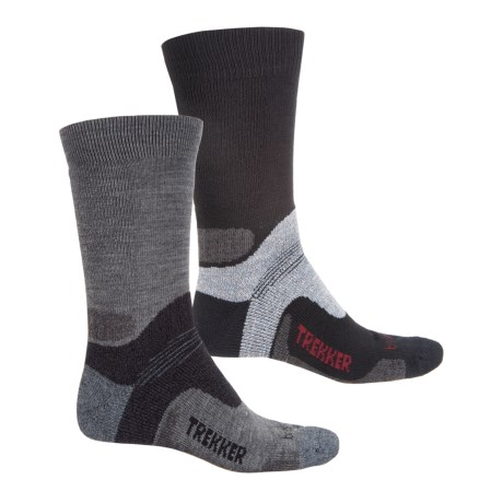 Bridgedale Trekker Limited Edition Hiking Socks - 2-Pack, Crew (For Men)