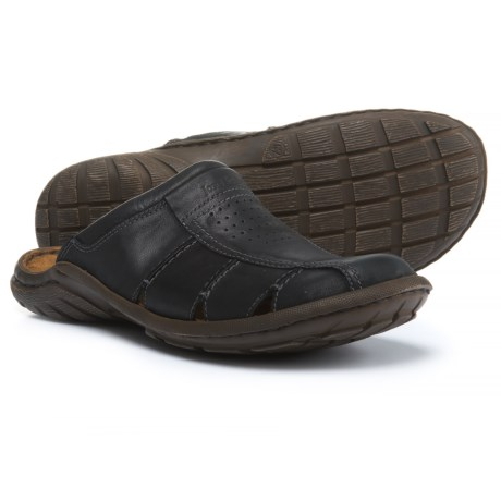 Josef Seibel Logan 22 Clogs - Leather (For Men)