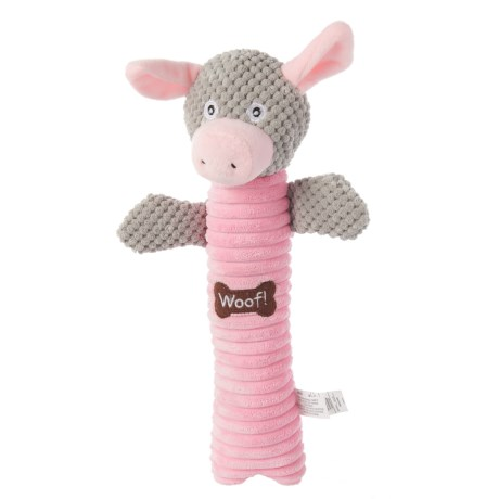 Best Pet Pig Log Dog Toy - 15""