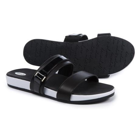 Dr. Scholl's Banded Slide Sandals - Slip-Ons (For Women)