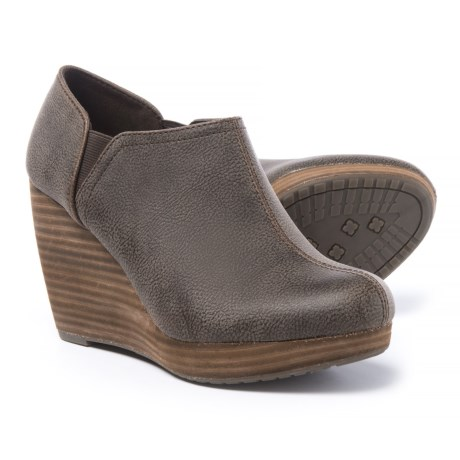 Dr. Scholl's Wedge Shootie Boots (For Women)