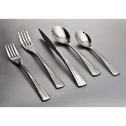 Zwilling J.A. Henckels Autobahn Flatware Set - 42-Piece Set, Setting for 8