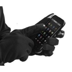 Grandoe Aphrodite Fleece Gloves - Touch-Screen Compatible (For Women)