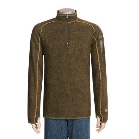 Kuhl Scandinavian Alfpaca Sweater - Full Zip (For Men)