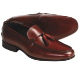 Eduardo G. Florence Tasseled Loafer Shoes - French Calf Leather (For Men)
