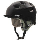 Bern Cougar 2  Multi-Sport Helmet - Zip Mold®, Removable Winter Liner (For Women)