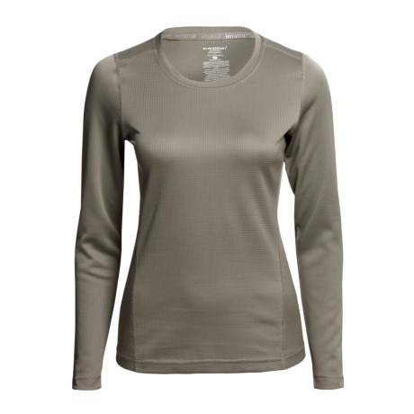 Terramar Terra-T Base Layer Top - UPF 25+, Long Sleeve (For Women)