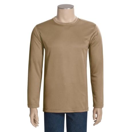 Terramar Terra-T Base Layer Top - UPF 25+, Long Sleeve (For Men)