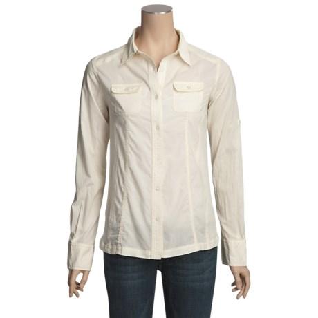 Kuhl  Maggie Shirt - Organic Cotton, Long Sleeve (For Women)