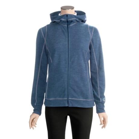 Kuhl KUHL Stargazer Hoodie Sweatshirt - Full Zip (For Women)