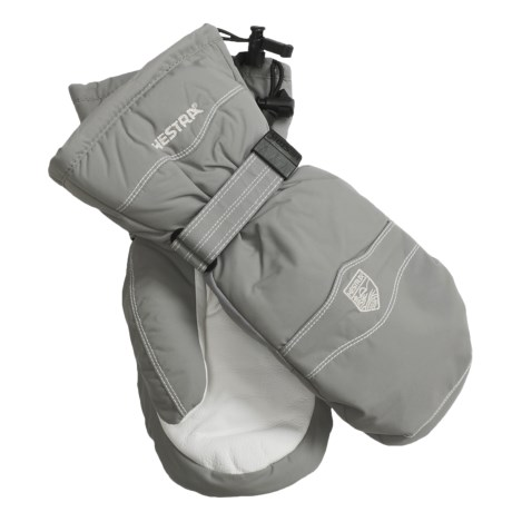 Hestra Cozy Mittens - Waterproof, Removable Angora Liner (For Men and Women)