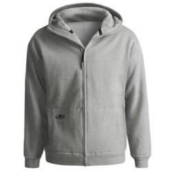 Arborwear Double-Thick Cotton Sweatshirt - Full Zip (For Men)