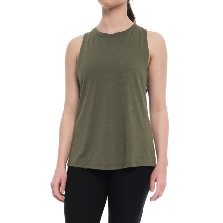 Free People Valley Side Knit Tank Top (For Women)