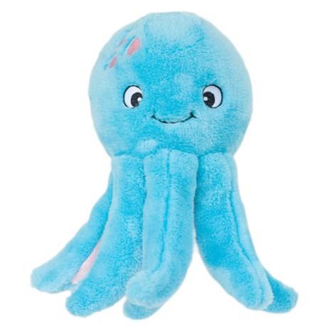 ZippyPaws Grunterz Oscar the Octopus Dog Toy