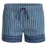 P.S. from Aeropostale Woven Shorts (For Big Girls)