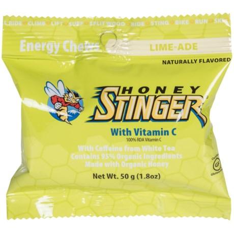 Honey Stinger Energy Chews - Single