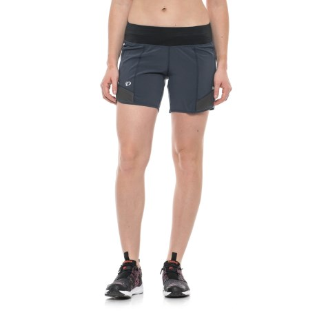 """Pearl Izumi Pursuit Shorts - 6"""", Built-In Brief (For Women)"""