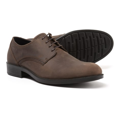 ECCO Harold Plain-Toe Oxford Shoes - Leather (For Men)