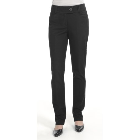 Tribal Sportswear Stretch Twill Pants - Tapered Leg (For Women)
