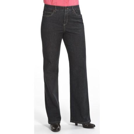 Tribal Sportswear Flatten It Stretch Jeans - 5-Pocket (For Women)