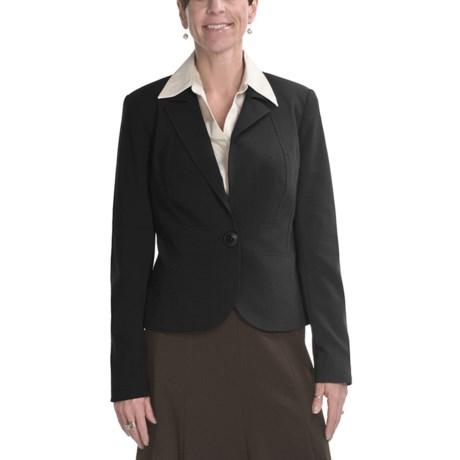 Tribal Sportswear Button Front Jacket (For Women)