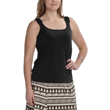 Tribal Sportswear Fancy Strap Camisole (For Women)