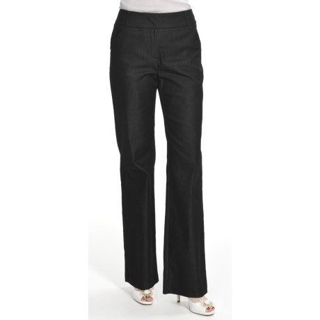 Tribal Sportswear Comfort Waist Pants (For Women)