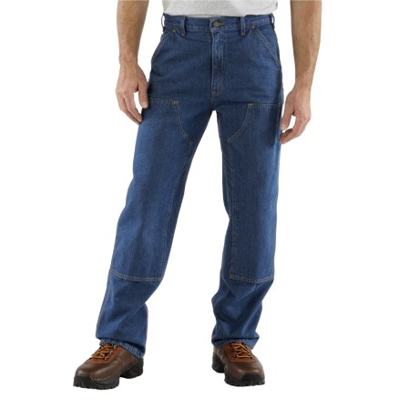 Carhartt Dungaree Jeans - Double-Front, Washed (For Men)