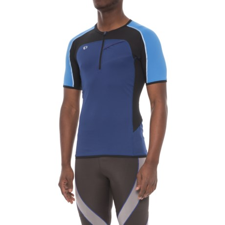 Pearl Izumi Pursuit Endurance Cycling Jersey - UPF 50+, Short Sleeve (For Men)