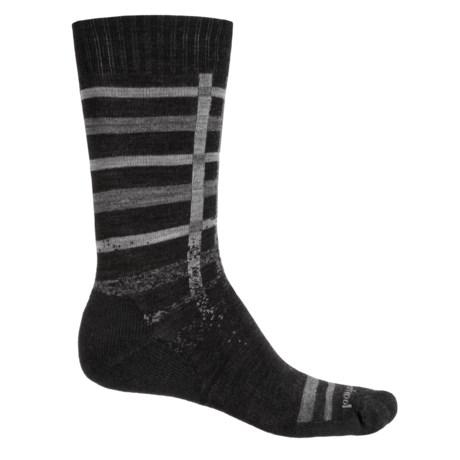 SmartWool Huntley Socks - Merino Wool, Crew (For Men)